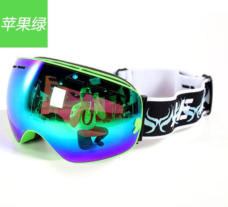 c8031c6b818a 2019 J18 Man Woman Kids Brand Ski Goggles Snowboarding Glasses Ski ...
