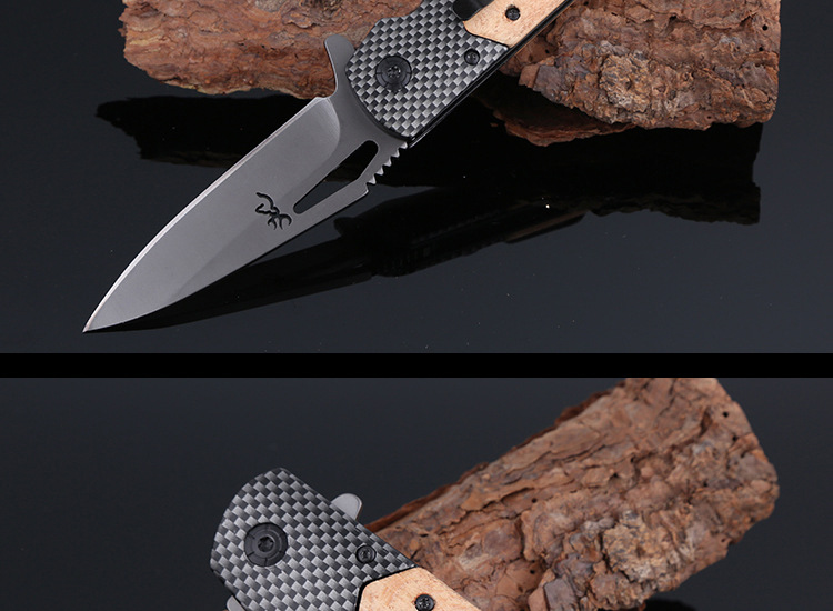 Buy Jeslon BROWNING X28 Multi Tools Folding Knife Tactical Knife Survival Hunting Camping Knives Mini Pocket for Outdoor EDC Tools cheap