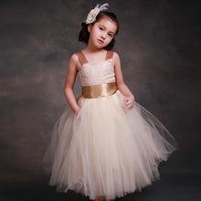 外貿貨源童裙歐美兒童禮服公主裙高檔外貿蓬蓬裙兒童連衣裙