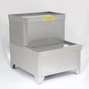 【工厂原装】商用不锈钢电热开水器底座立地支座置物架适合3KW6KW