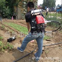 背负式锄草机 小型汽油松土机 四冲程背负式锄草机 质量保障