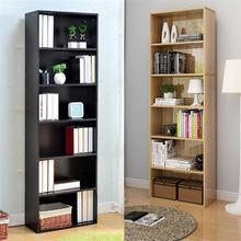 简约书架简易格子柜储物组合置物架现代儿童卧室家具收纳柜定制