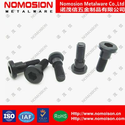 台阶螺丝 非标台阶螺丝生产 特殊台阶螺丝 东莞阶梯螺丝生产