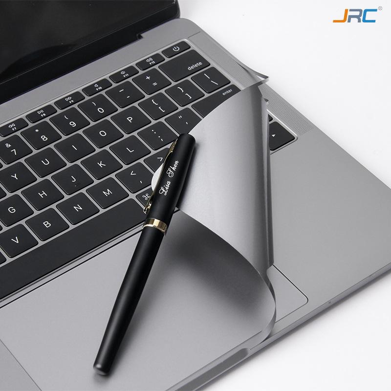适用苹果笔记本贴膜macbook pro13寸 电脑外壳贴纸全腕托一件代发