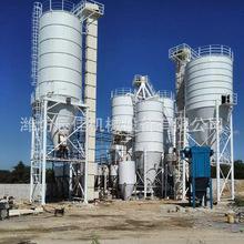 供应砂浆搅拌机涂料腻子粉混合搅拌机型号 干粉砂浆成套设备
