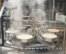 可批发大型仿手工煎饼加工机械 新货1至6鏊仿手工煎饼机直销