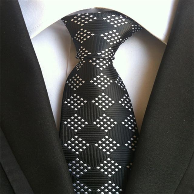 GOBETTIES 外贸热销男士领带 商务时尚餐饮影楼欢庆企业领带W0132