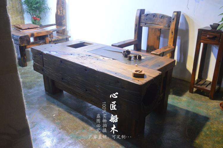 老船木家具现化图片