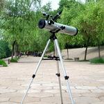 天文望远镜F76700专业观星高倍高清夜视带三脚架学生儿童成人单筒