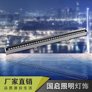 专业销售 LED洗墙灯 经典款18W/24WLED户外大功率线性洗墙灯