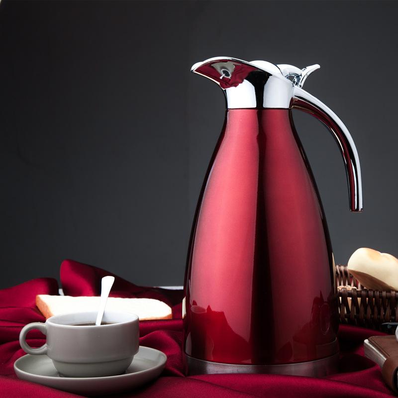 不锈钢保温壶 保暖瓶热水瓶便携保温水壶欧式暖水瓶大容量家用