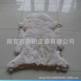 厂家直销澳洲进口真羊皮 皮毛一体坐垫绵羊整张羊皮特价促销定做