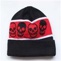 厂家直供秋冬粗毛线加厚针织帽 毛线小帽子圆顶针织帽厂家批发