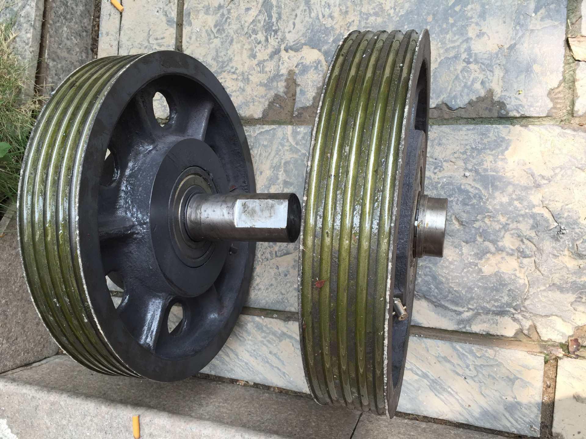 现货直销三菱电梯配件正品导向轮6-8-320支持一件代发量大优惠