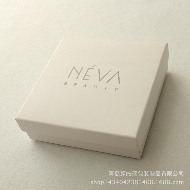 厂家订制天地盖精裱盒覆膜彩印盒子工业板铜版纸盒子来样制作