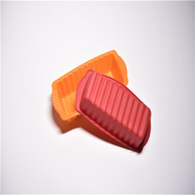 供应硅胶大号长条型吐司面包模具 硅胶蛋糕模 方块方砖手工皂模具