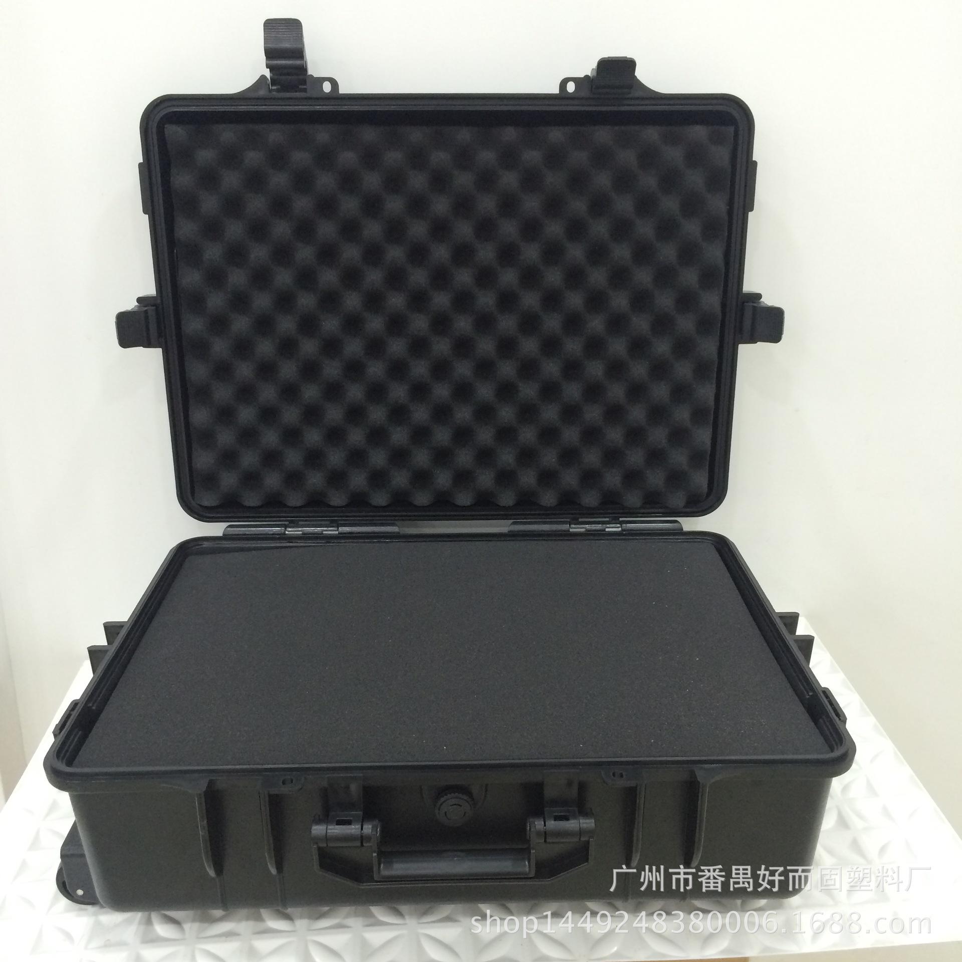 塑料密封箱  ABS塑料拉杆箱  储物箱  精密仪器包装箱 仪表箱