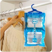 創意可掛式衣柜干燥劑防潮劑 除濕劑衣柜衣櫥掛式吸濕袋防霉