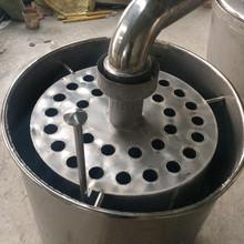 厂家专门定制不锈钢冷却器 冷凝设备 白酒蒸酒设备 大小定制批发