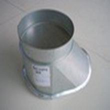 余姚舜鸿通风公司优质供应镀锌板 不锈钢等靴状接口  规格100起