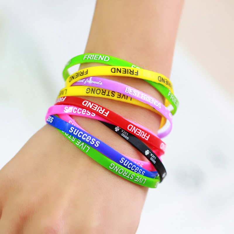 Alloy Fashion Geometric bracelet  (Color mixing)  Fashion Jewelry NHAS0619-Color-mixing