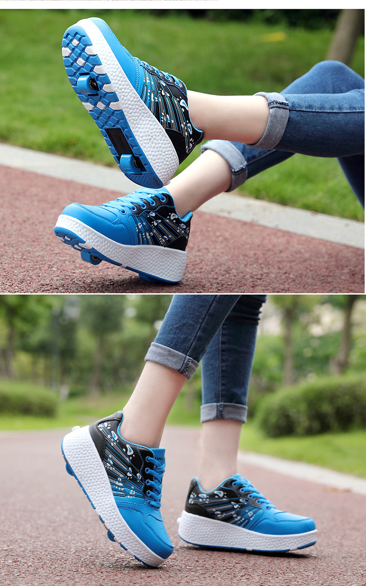 Wholesale kids shoes with wheels