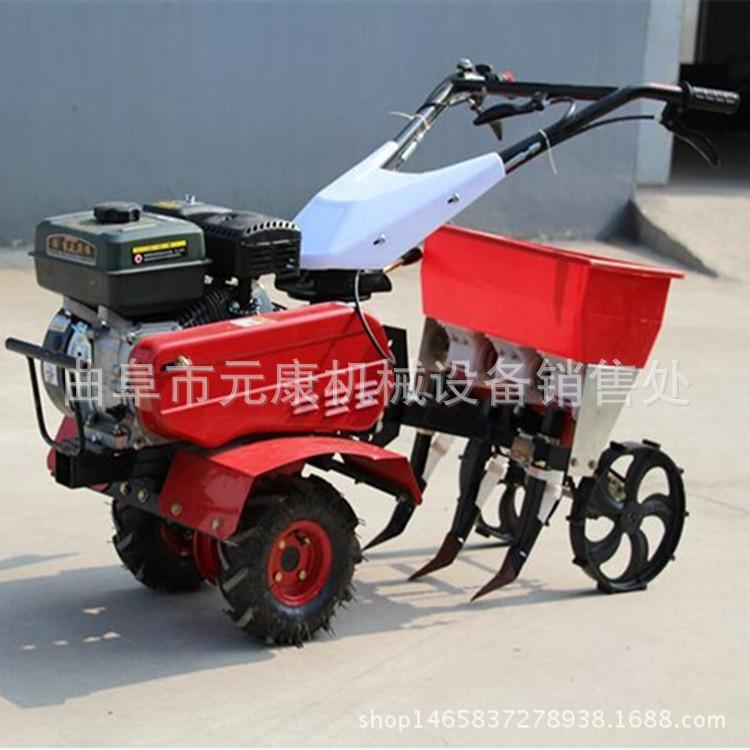 元康土壤耕整机 旋耕机设备