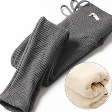 2017秋冬双层!韩国孕妇装春 孕妇打底裤螺纹棉加绒加厚孕妇裤长