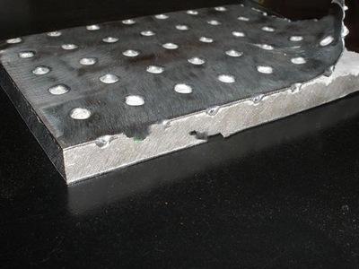 实验室医药工厂用防爆泄压板 密度低 防火等级高 泄压防爆泄压板