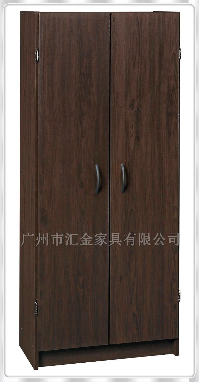 工厂直销 www.35222.com家庭简约大方双门四层储物柜 可定制