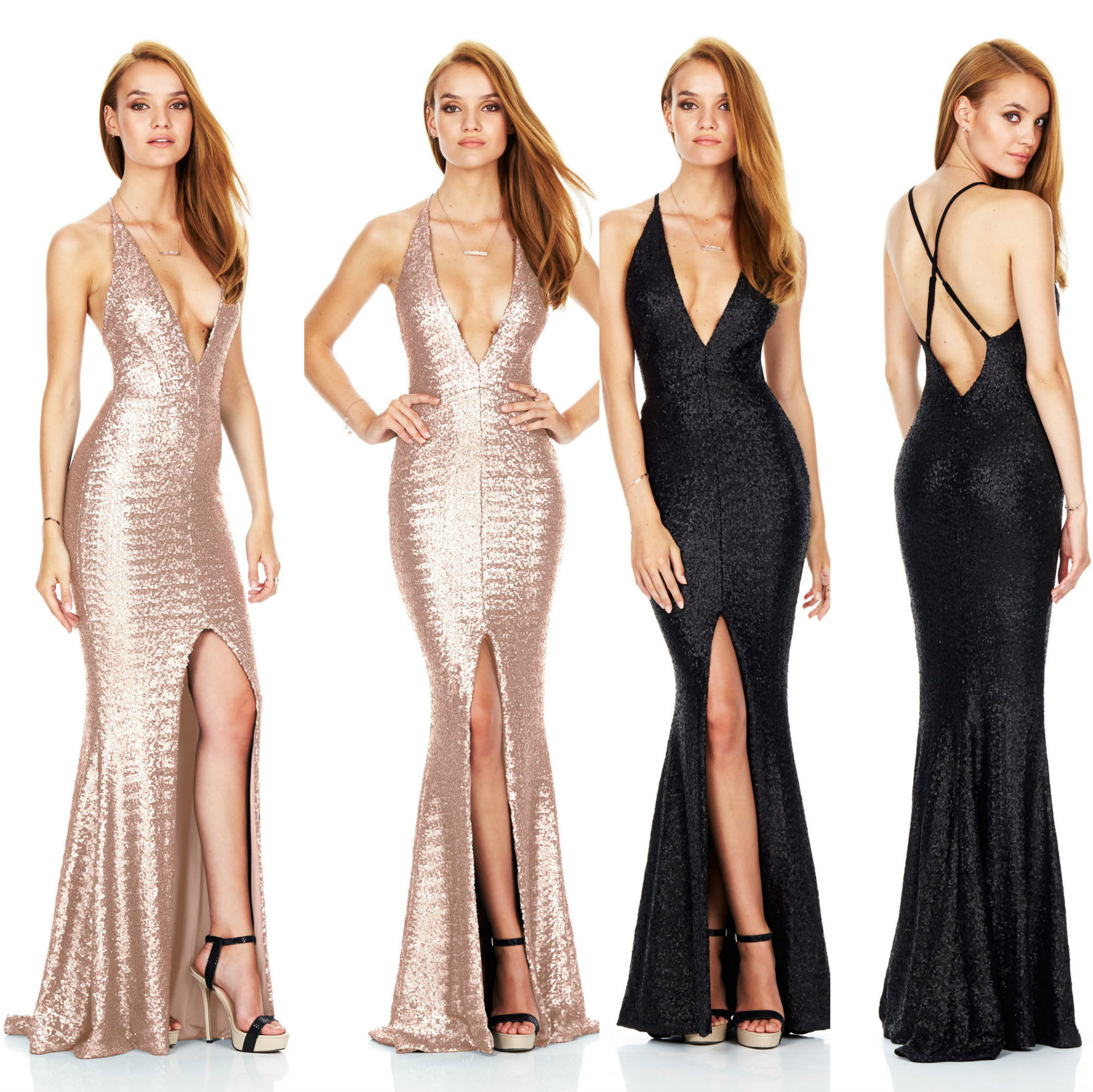 435217f8691 Details about Sexy Women Bandage Bodycon Sleeveless Formal Evening Party  Cocktail Long Dress