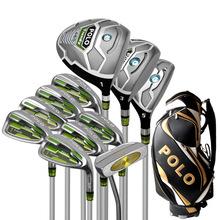 高尔夫球杆 男士全套球杆 碳素杆身 套杆 正品 包邮 厂家直销