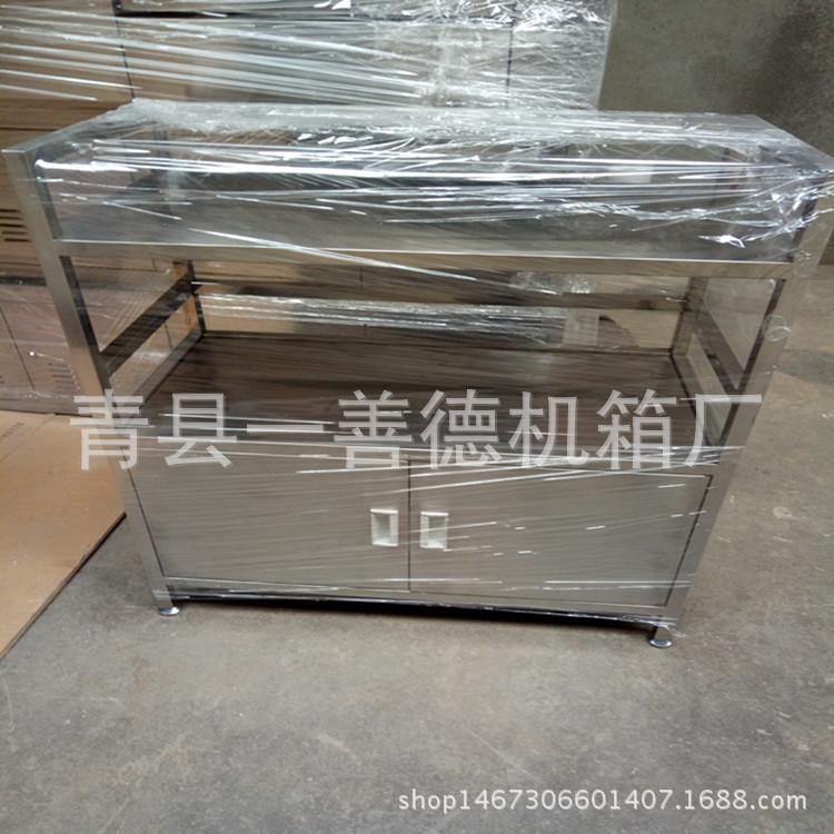 加工定制工控钣金机箱机壳激光切割产品 (不锈钢)