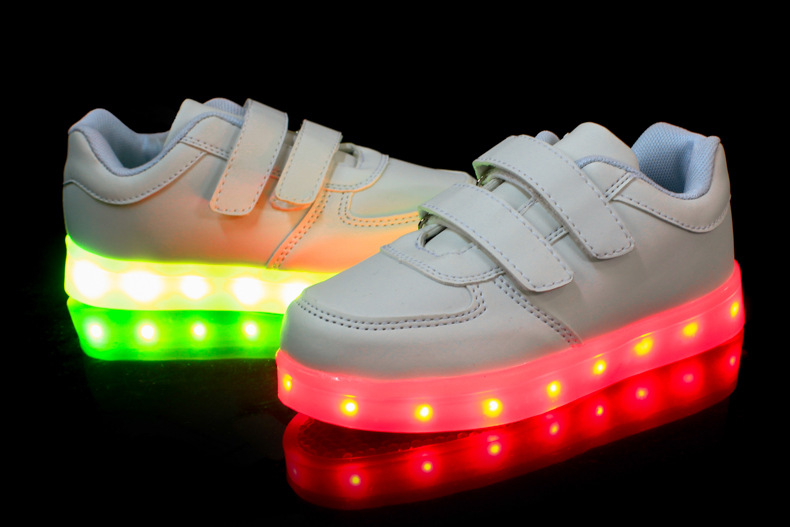 5367e2df30 NEW Style Children'S LED Light Shoes Kids Nightclub Dance Boys And ...
