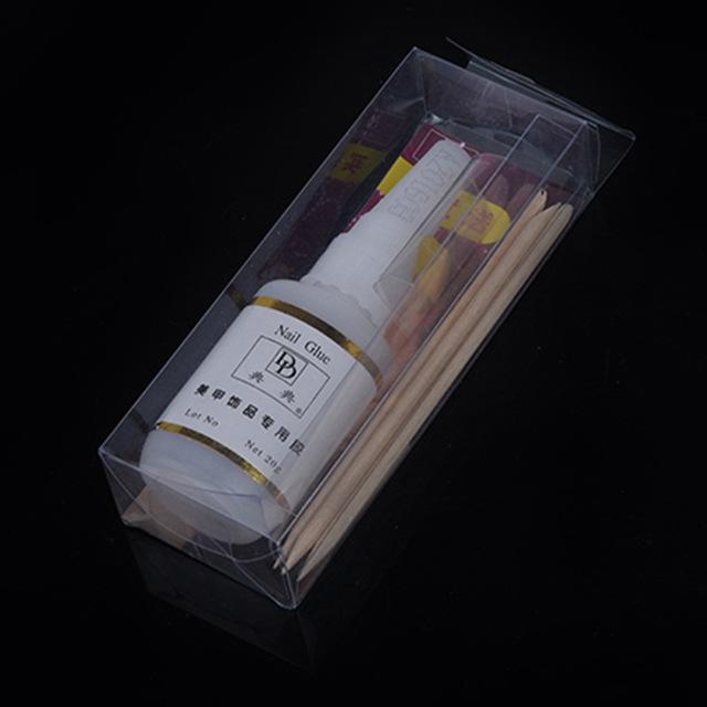 厂家直销批发 美甲粘钻专用胶水典典牌DD胶 粘钻胶水超值美甲用品