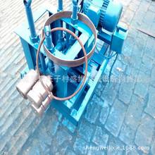方管圓管鋼絲鋼筋電動三輪打圈機卷圓機彎圓機鐵藝加工生產設備