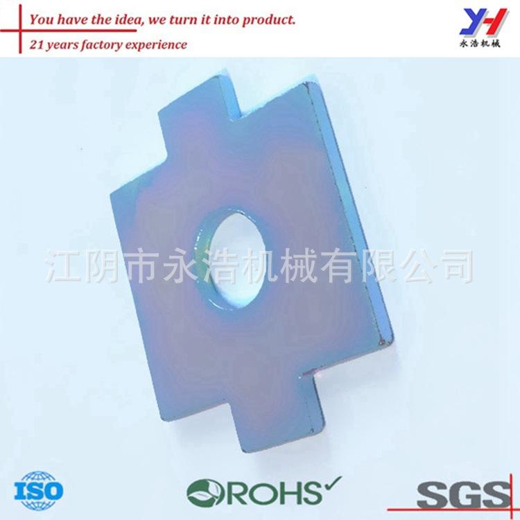 ISO9001和TS16949质量体系认证,定制钢门窗的安装板