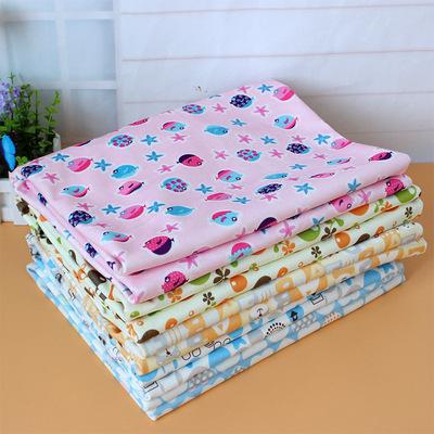 3个规格可选  富婴坊8802钻石绒婴儿隔尿垫 优质宝宝尿垫WY-8802