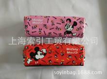创意笔袋 卡通动漫学生?#26408;?#31508;袋 图案尺寸可定制厂家定做出口日本