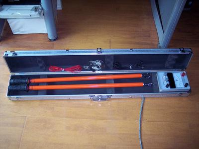热销DHX-II高压核相仪10KV有线核相仪电力检修专用核相器