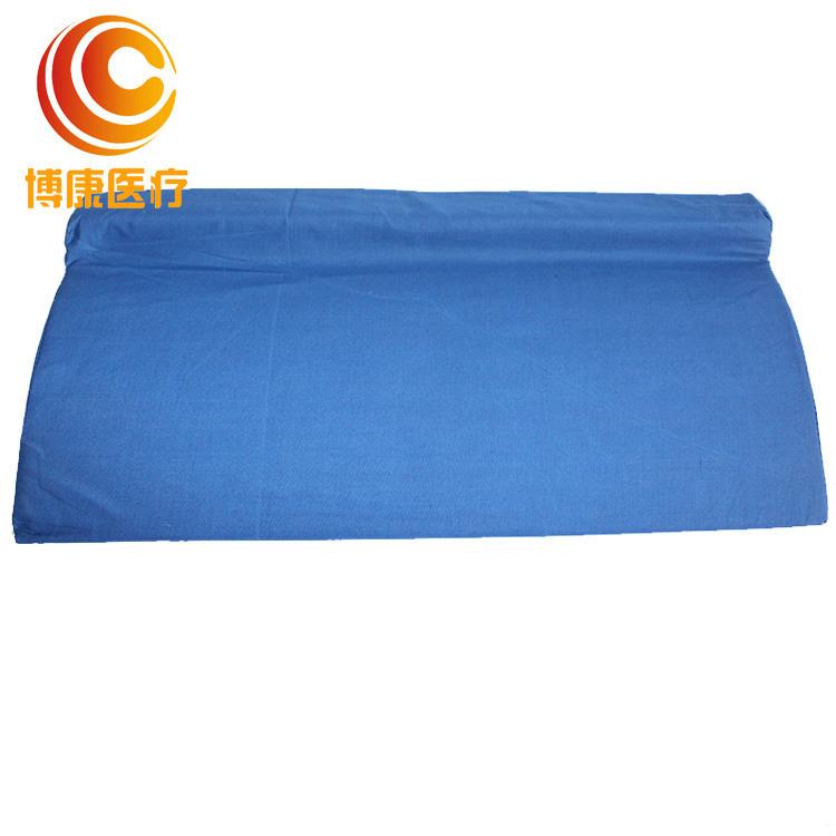 厂家直销R型侧位垫 R型翻身垫 防褥疮护理三角枕侧身靠垫