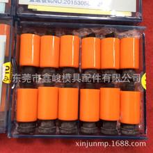 日本进口树脂模具开闭器 高温胶塞螺丝 尼龙锁模扣 尼龙胶塞D16
