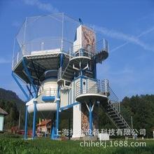 進口機組風洞設備迪斯尼舞臺飛行表演設備 移動式娛樂風洞  游樂