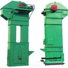 连续式垂直提升机价格低 粮仓斗式提升机图片 石渣瓦斗垂直输送机
