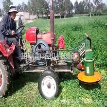 牧草收割机 供应22-30马力单缸小四轮拖拉机圆盘割草机 厂家