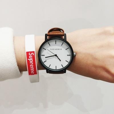 Mô hình nổ bán chạy nhất Cặp đồng hồ cặp đôi Xu hướng thời trang đơn giản Đồng hồ đeo tay nam và nữ