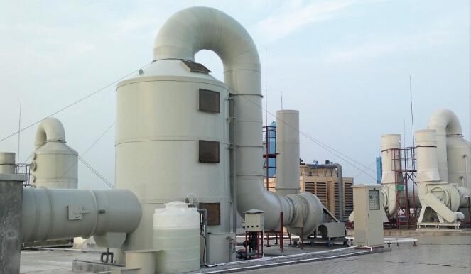 油漆房喷漆房废气处理光氧催化处理设备