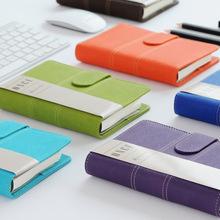 创意笔记本文具厂家定制A5韩国万用手册定做各种类型活页手账本
