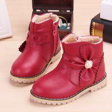 Boots bé gái thời trang, màu sắc dễ thương, kiểu dáng sành điệu