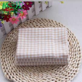 彩棉纯棉布料 婴童服装床上用品面料 宝宝爬服和尚服彩棉面料